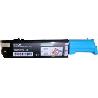 Epson C13S050318 - Tonerpatrone - 1 x Cyan - für AcuLaser C1100,