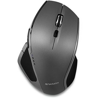 Verbatim 49041 USB schwarz/grau (kabellos)