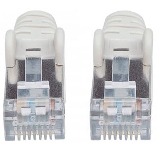 (€1,38*/1m) 5.00m Intellinet Cat. 6 Patchkabel S/FTP PiMF RJ45