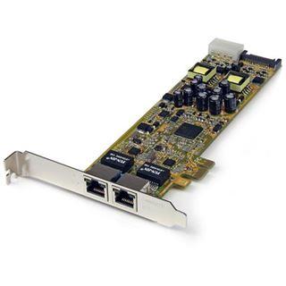 Startech PCIe RJ45 Gigabit Ethernet 2 Port