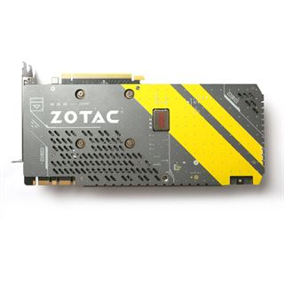 8GB ZOTAC GeForce GTX 1080 AMP! Edition Aktiv PCIe 3.0 x16 (Retail)