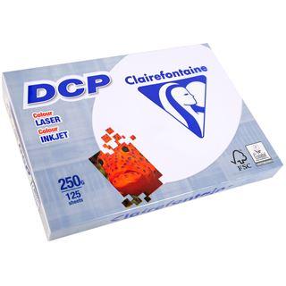 Clairalfa Multifunktionspapier DCP, DIN A4, 250 g/qm, weiß