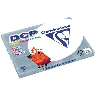 Clairalfa Multifunktionspapier DCP, DIN A3, 250 g/qm, weiß