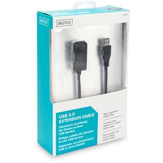 (€2,98*/1m) 5.00m Digitus USB3.0 Verlängerungskabel aktiv