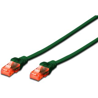 (€3,90*/1m) 1.00m Digitus Cat. 6 Patchkabel U/UTP RJ45 Stecker