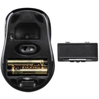 Hama AM-7300 USB schwarz (kabellos)