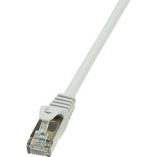 (€0,92*/1m) 7.50m LogiLink Cat. 6 Patchkabel F/UTP RJ45 Stecker
