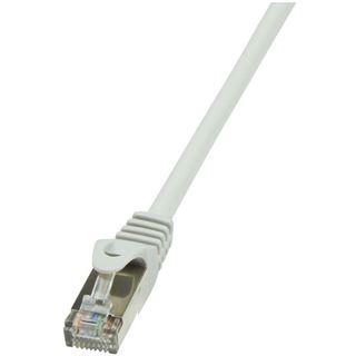 (€0,69*/1m) 10.00m LogiLink Cat. 6 Patchkabel U/UTP RJ45 Stecker