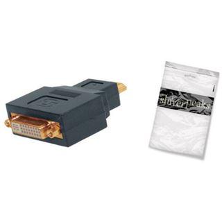 ShiverPeaks HDMI Adapter Basic-S HDMI-Stecker auf DVI 24+1 Buchse