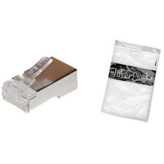shiverpeaks BASIC-S Modular-Stecker RJ45, geschirmt 10 Stück