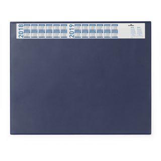 DURABLE Schreibunterlage mit Jahreskalender, dunkelblau (7204-07)