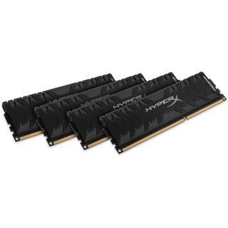 32GB HyperX Predator DDR3-1866 DIMM CL9 Quad Kit