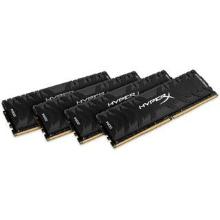 16GB HyperX Predator DDR4-3200 DIMM CL16 Quad Kit
