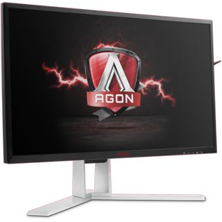 """27"""" (68,58cm) AOC AGON AG271QX schwarz 2560x1440 1xDisplayPort /"""