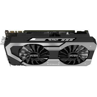8GB Palit GeForce GTX 1070 JetStream Aktiv PCIe 3.0 x16 (Retail)