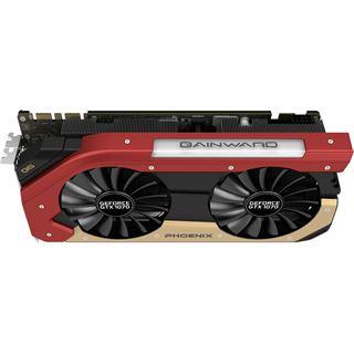 8GB Gainward GeForce GTX 1070 Phoenix Golden Sample Aktiv PCIe 3.0