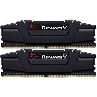 32GB G.Skill RipJaws V schwarz DDR4-3000 DIMM CL14 Dual Kit
