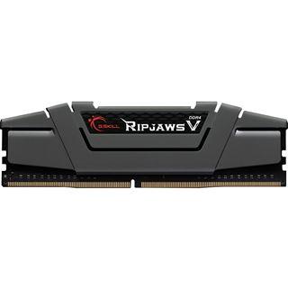 16GB G.Skill RipJaws V dunkelgrau DDR4-3200 DIMM CL16 Dual Kit