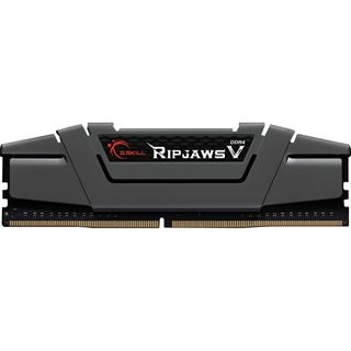 16GB G.Skill RipJaws V dunkelgrau DDR4-3000 DIMM CL15 Dual Kit