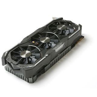 8GB ZOTAC GeForce GTX 1070 AMP! Extreme Edition Aktiv PCIe 3.0 x16