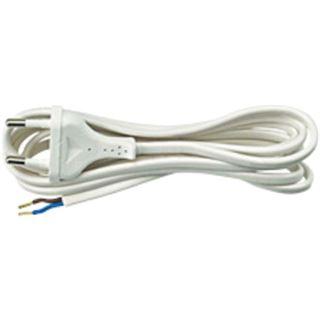 (€3,30*/1m) 3.00m Rademacher Stromkabel Euro Stecker Weiß