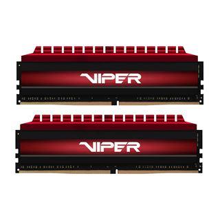 16GB Patriot Viper 4 DDR4-3000 DIMM CL16 Dual Kit