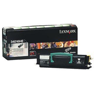 Lexmark 34016HE schwarz