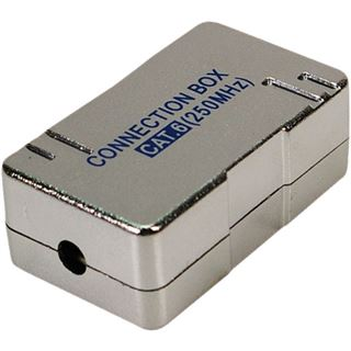 LogiLink CAT 6 FTP Junction box., metallized