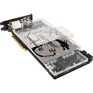 8GB MSI GeForce GTX 1070 SEA HAWK EK X Wasser PCIe 3.0 x16 (Retail)