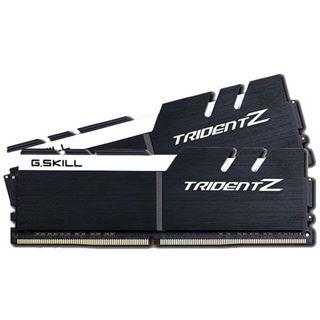 16GB G.Skill Trident Z schwarz/weiß DDR4-3200 DIMM CL16 Dual Kit