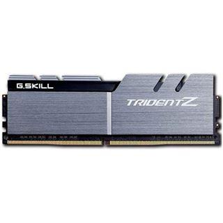 32GB G.Skill Trident Z silber/schwarz DDR4-3200 DIMM CL15 Dual Kit