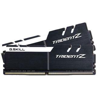 32GB G.Skill Trident Z schwarz/weiß DDR4-3200 DIMM CL14 Dual Kit