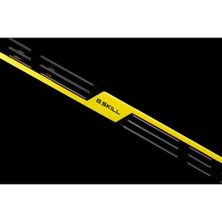 16GB G.Skill Trident Z schwarz/gelb DDR4-3200 DIMM CL14 Dual Kit