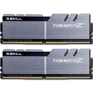 32GB G.Skill Trident Z silber/weiß DDR4-3200 DIMM CL16 Dual Kit
