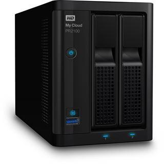 WD My Cloud Pro PR2100 ohne Festplatten