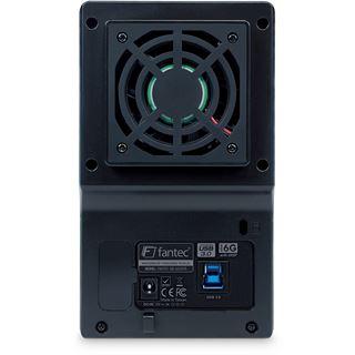 "Fantec QB-X2US3R 3.5"" (8,89cm) USB 3.0 schwarz"