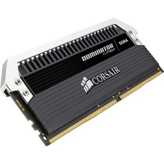 64GB Corsair Dominator Platinum DDR4-3466 DIMM CL16 Quad Kit