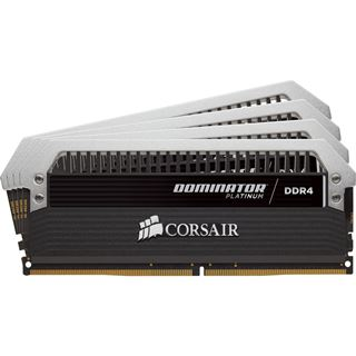 32GB Corsair Dominator Platinum DDR4-3600 DIMM CL16 Quad Kit