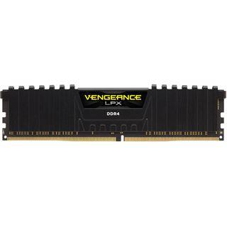 8GB Corsair Vengeance LPX schwarz DDR4-3200 DIMM CL16 Dual Kit