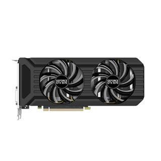 8GB Palit GeForce GTX 1070 Dual Aktiv PCIe 3.0 x16 (Retail)