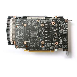 6GB ZOTAC GeForce GTX 1060 AMP! Edition Aktiv PCIe 3.0 x16 (Retail)