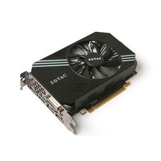 6GB ZOTAC GeForce GTX 1060 Mini Aktiv PCIe 3.0 x16 (Retail)