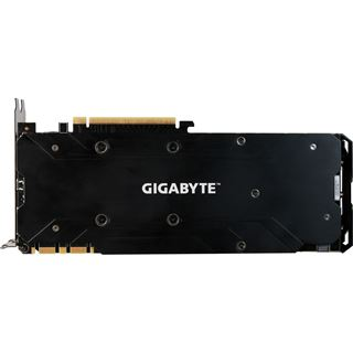 8GB Gigabyte GeForce GTX 1080 Windforce 3X OC Aktiv PCIe 3.0 x16