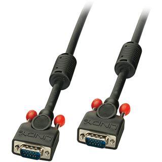 (€3,38*/1m) 5.00m Lindy VGA Anschlusskabel VGA 15pol Stecker auf
