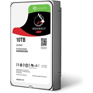 "10000GB Seagate IronWolf ST10000VN0004 256MB 3.5"" (8.9cm) SATA"