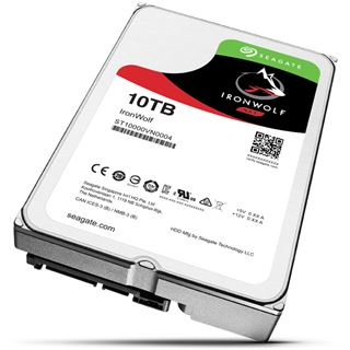 "10000GB Seagate IronWolf ST10000VN0004 256MB 3.5"" (8.9cm) SATA"