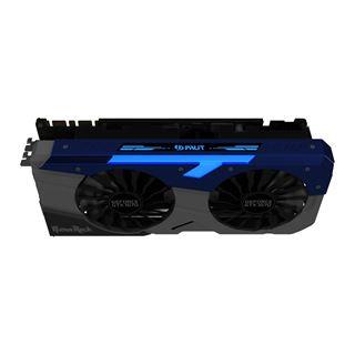 8GB Palit GeForce GTX 1070 GameRock inkl. G-Panel Aktiv PCIe 3.0 x16
