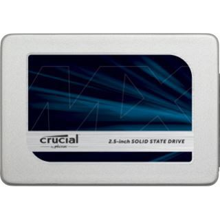 "525GB Crucial MX300 2.5"" (6.4cm) SATA 6Gb/s 3D-NAND TLC Toggle"