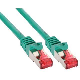 (€2,45*/1m) 2.00m InLine Cat. 6 Patchkabel S/FTP RJ45 Stecker