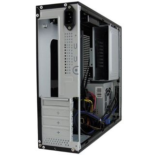 LC-Power LC-1401mi Mini-ITX 200 Watt schwarz